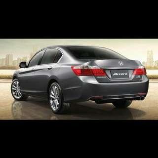 Honda Accord 2.0Vti, 2.0Vti-L & 2.4Vti-L