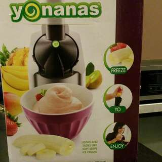 Yonanas (Authentic) - The Healthy Dessert Maker - Price Reduced Further!