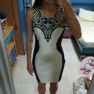 Azetec Work Dress