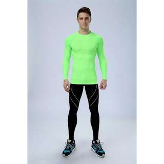 Compression Long Sleeves Top