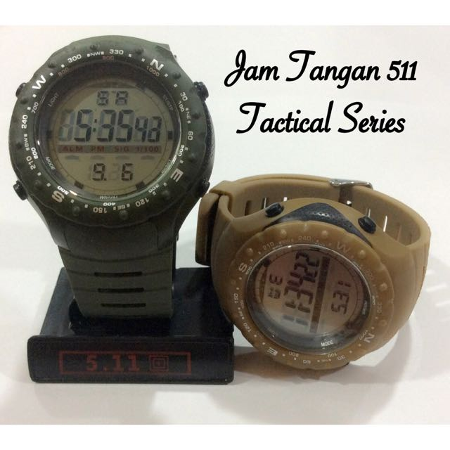 511 Tactical Series Watch
