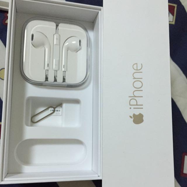 5換6故出售 Iphone原廠耳機