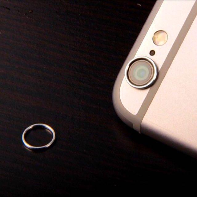 [鏡頭保護圈] iPhone6/ Plus