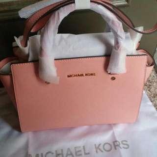 Michael Kors Selma Saffiano Leather Medium Satchel (Pre-order New Color!!) 2788d0c11e93c