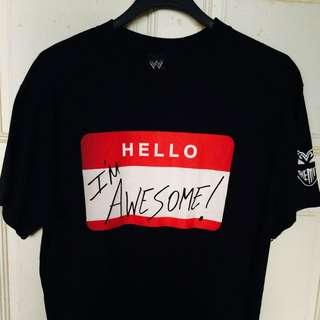 WWE The Miz T-shirt