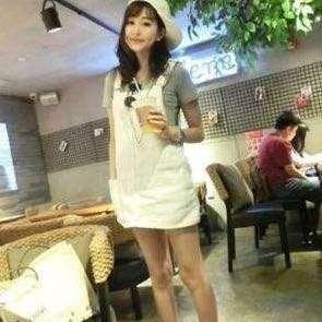 White Denim Skirt Overall