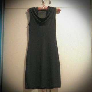 REDUCED PRICE Plain Jane Grey Working Dress