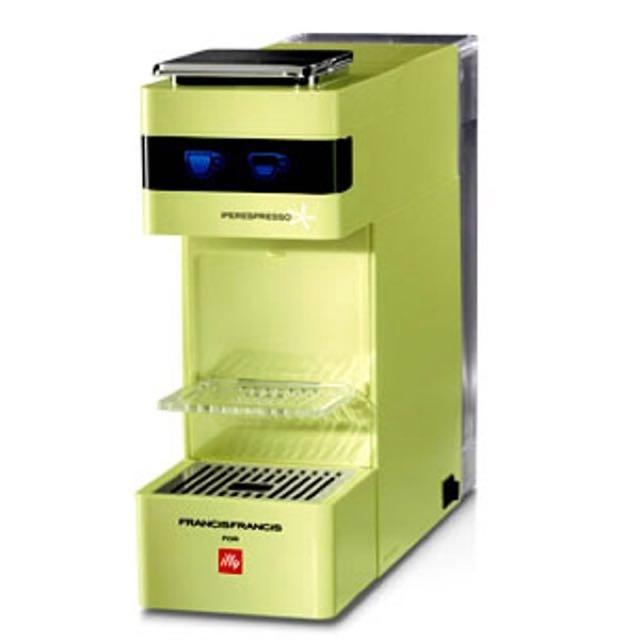 illy Francis Francis Y3 Iperespresso Coffee Machine + free illy ...