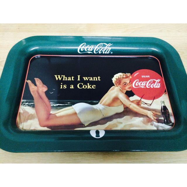 REDUCED Pin Up x Coca Cola Decor