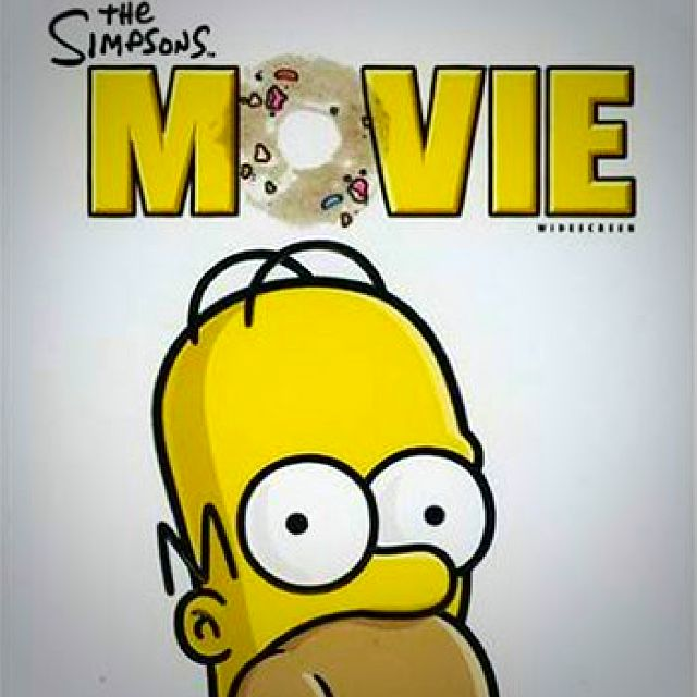 The Simpsons Movie Dvd Everything Else On Carousell