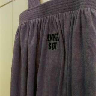 Anna Sui紫色浴袍(保留中)