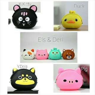 Cute Animal Coin Pouch