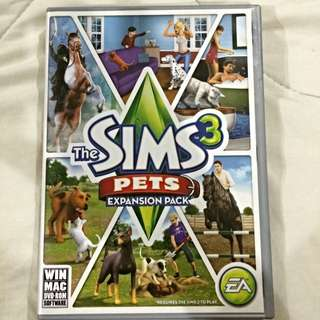 The Sims 3 Pets - Expansion Pack