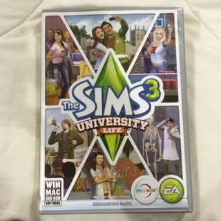 The Sims 3 University - Expansion pack