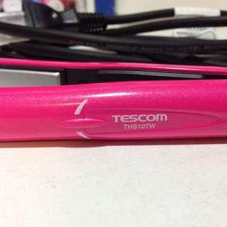 Tescom離子夾//雨天捲毛的救星