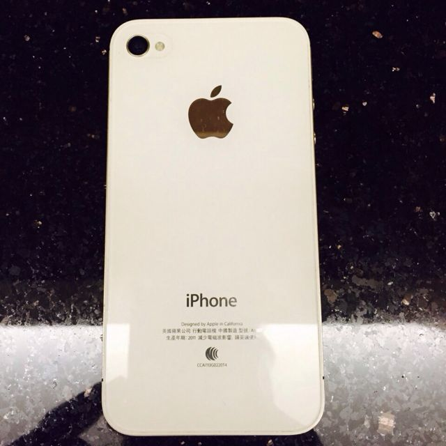 二手 iPhone 4s 白色16g