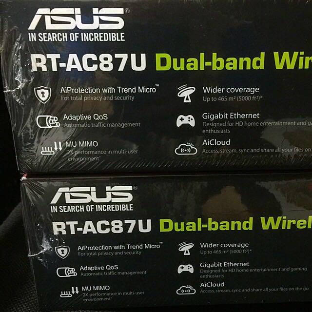 Rush Sale : Asus RT-AC87u