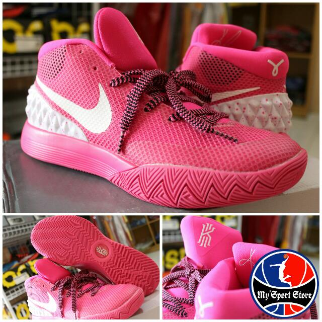 save off 7fe19 08a87 KYRIE 1 PINK, Sports on Carousell