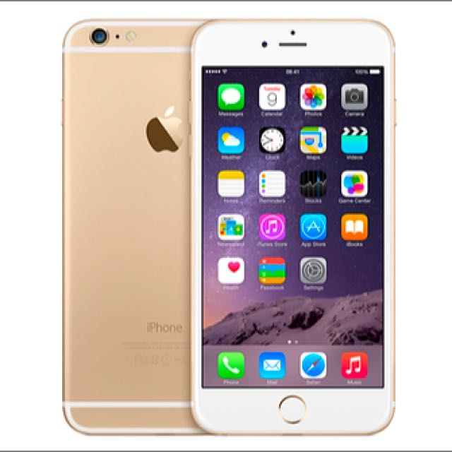 Looking For : iPhone 6 plus 64GB Gold
