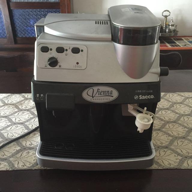 Saeco Vienna Cappucino/Espresso Maker