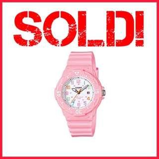 Sold - AUTHENTIC CASIO Watch Model: LRW-200H