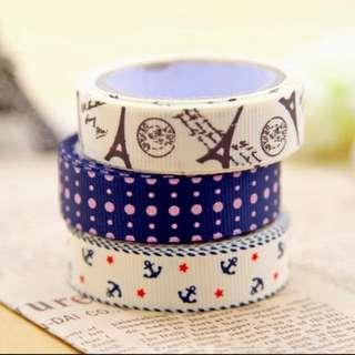 Fabric Craft Washi Tape