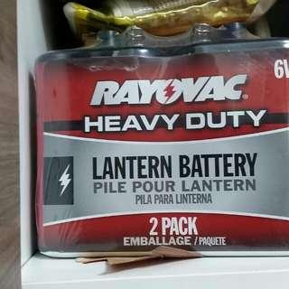 Torch Battery