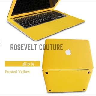 Macbook Fully Protective Colored Sticker