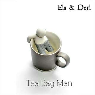 Tea Bag Man
