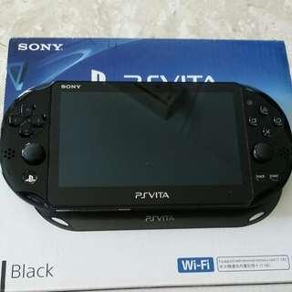 PS Vita 2000 Black(reserved)