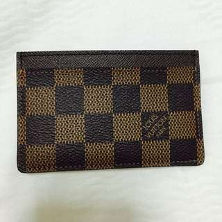 Brand New Louis Vuitton Business Card Holder, Bought In Barcelona Spain
