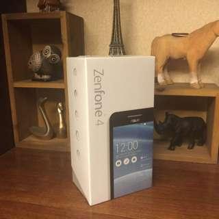 Zenfone4(白色)全新未拆封
