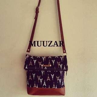 ✨ 泰國MUUZAR包(經典鐵塔款)