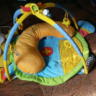 Baby Cushioned Playmat