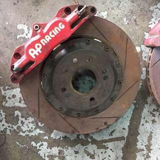 Ap Racing 4p Brake Kit