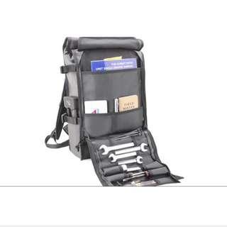 Chrome Motor Barrage Rolltop Backpack