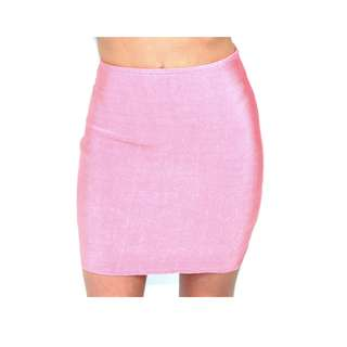 Bershka Pink Pencil Skirt