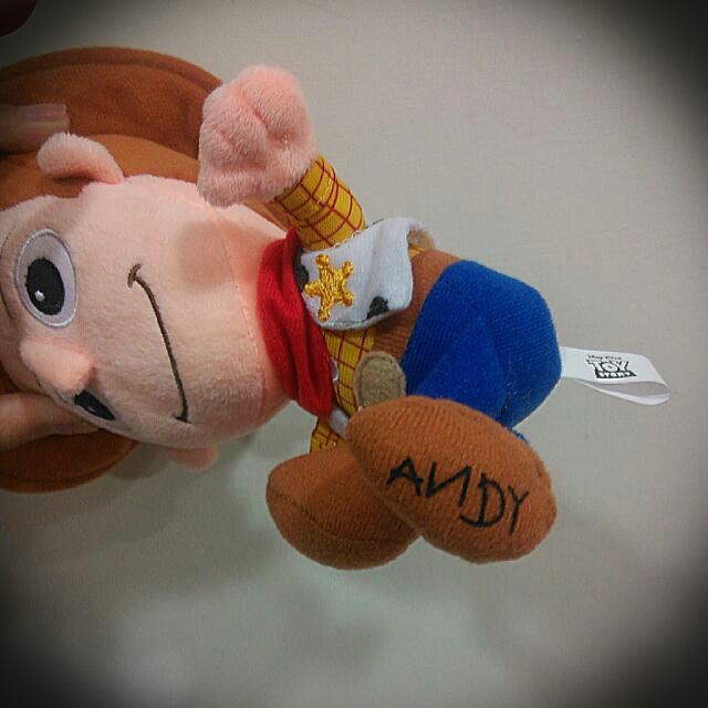 (代售)迪士尼正版胡迪娃娃