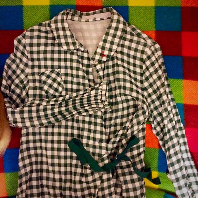 A La Sha 棉質衫