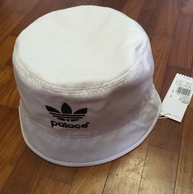 40cb2e08d9c Adidas Originals X Palace Skateboards Reversible Bucket Hat Limited ...