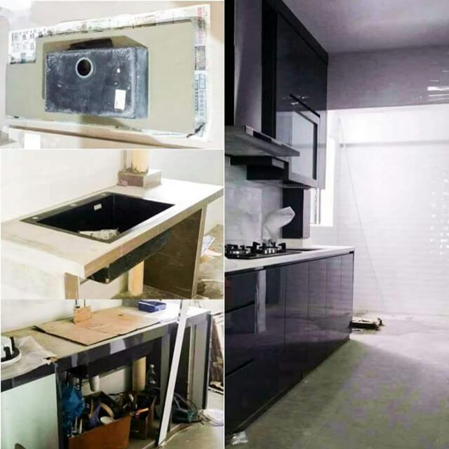 Concrete Sink Support, Home Appliances On Carousell