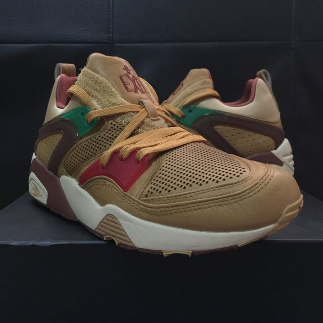 179bf7845516 Puma Cream X LimitEDitions Blaze Of Glory