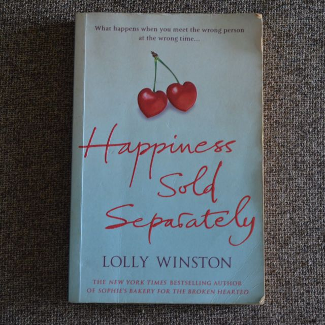 Used Book New York Times Bestselling Author Happiness Sold