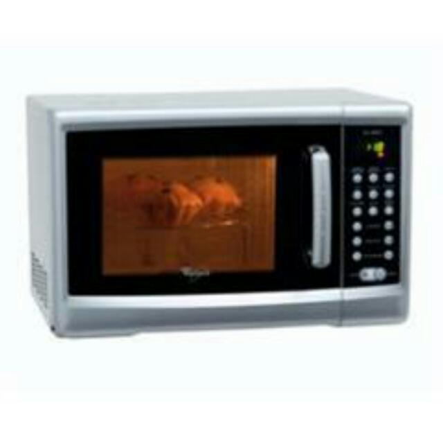 Whirlpool microwave oven w/grill (X2-20EG) in mint condition