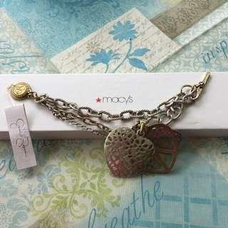 Jessica Simpson Rustic Bracelet