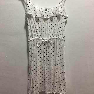 H&M Polkadots Dress