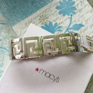 CHRTR Silver Bracelet