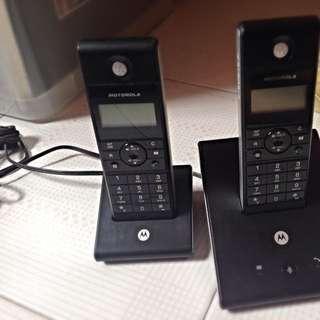 Pre Loved Motorola House Phone For Sale!