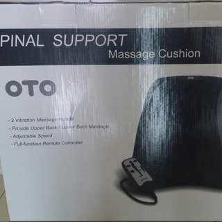 BACK MASSAGE! OTO MASSAGER