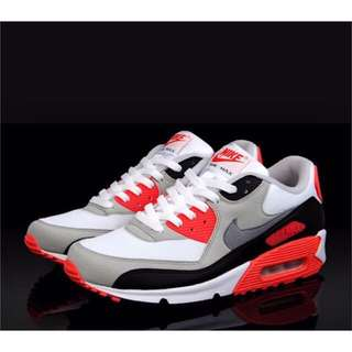 Nike Air Mix 90黑紅 含運
